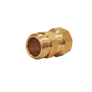 Dramm Brass Hose Swivel 72700
