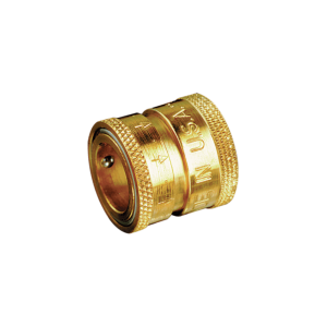 Dramm Brass Quick Disconnect Water Stop Female 743