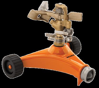 Dramm Orange ColorStorm Impulse Sprinkler
