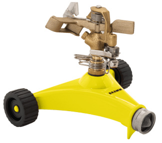 Dramm Yellow ColorStorm Impulse Sprinkler