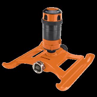 Dramm Orange ColorStorm 4 Pattern Gear Sprinkler