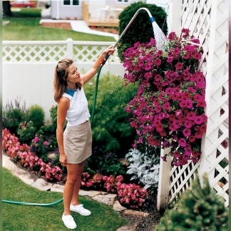 36-inch Classic Hanging Basket Wand