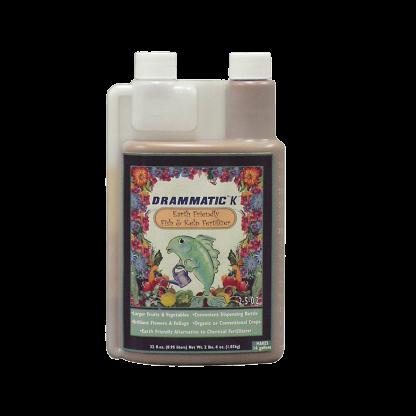 Drammatic Organic ONE Fertilizer - Quart 24002