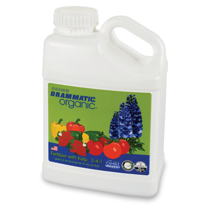 Drammatic Organic Fertilizer - Gallon