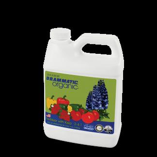 Drammatic Organic Fertilizer - Quart