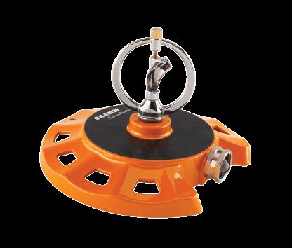 Dramm Orange ColorStorm Spinning Sprinkler 15072 ColorStorm Sprinklers