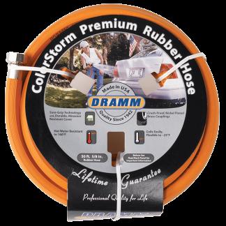Dramm Orange ColorStorm GardenHose 17002