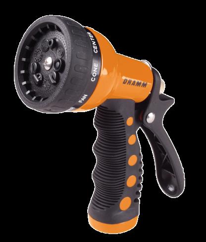 Dramm Orange Touch'N Flow Revolver Spray Gun 12702 Touch N Flow Hand Watering