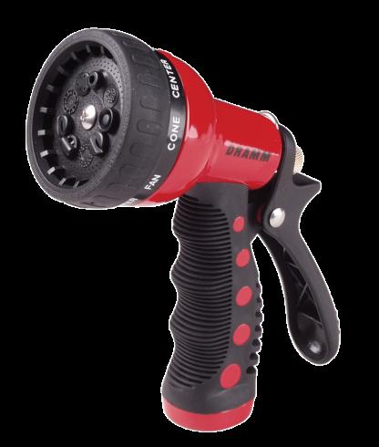 Dramm Red Touch'N Flow Revolver Spray Gun 12701 Touch N Flow Hand Watering