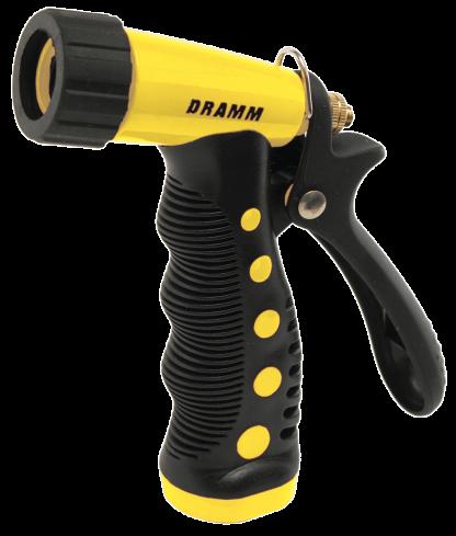 Dramm Yellow Touch'N Flow Pistol Spray Gun 12723 Touch N Flow Hand Watering