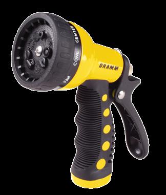 Dramm Yellow Touch'N Flow Revolver Spray Gun 12703 Touch N Flow Hand Watering