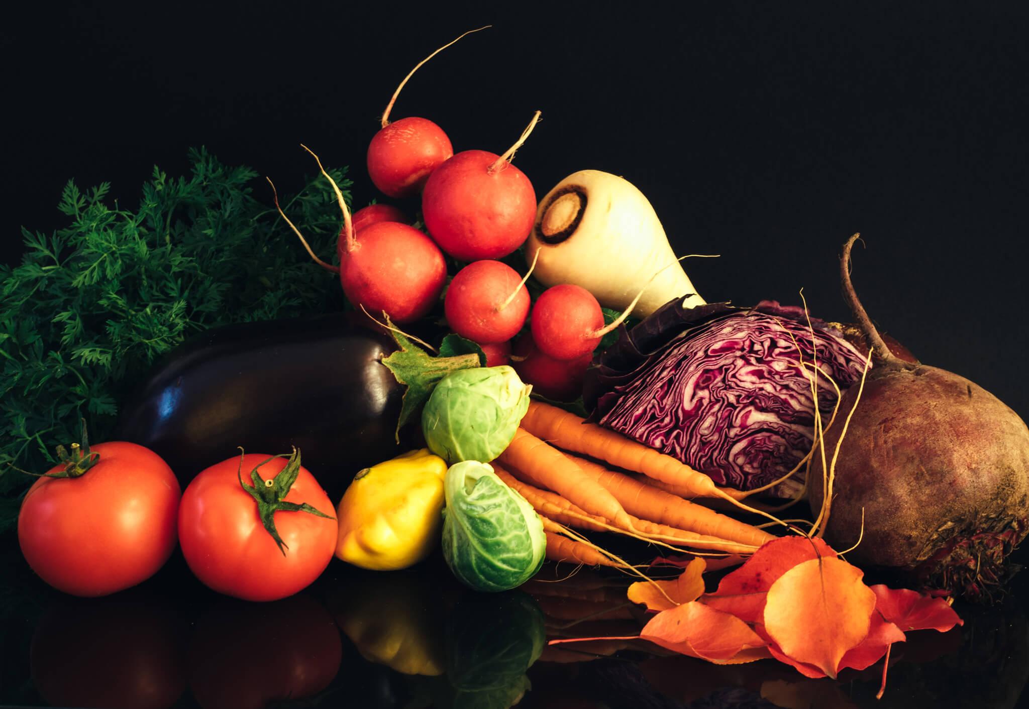 Organic. Good for you.