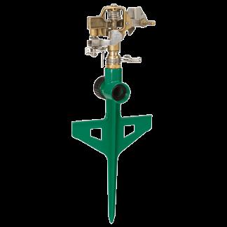 Dramm Green ColorStorm Stake Impulse Sprinkler 15064